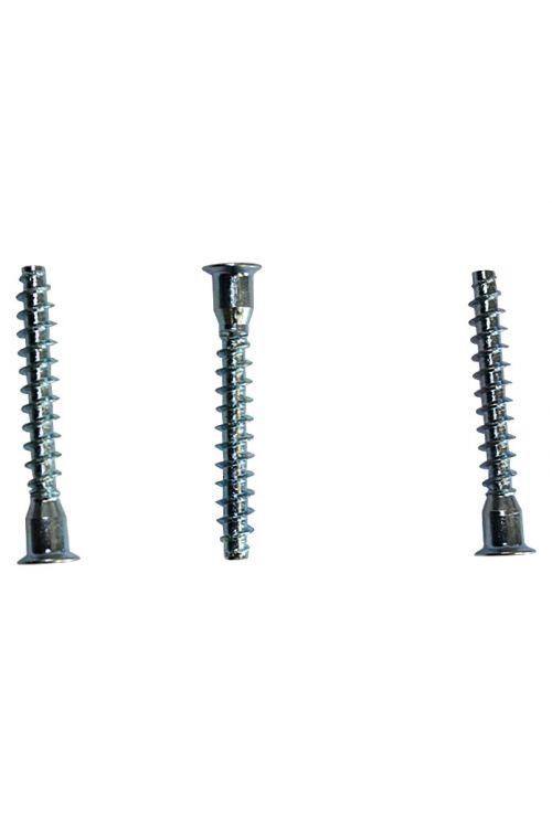 Montažni vijaki – regalni sistem Regalux Heavy (šestroba luknja, 20 kosov)