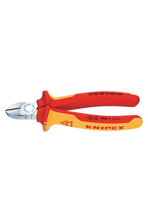 Klešče ščipalke Knipex (dolžina: 160 mm, ohišje z več komponentami)