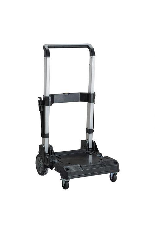 Voziček za orodje Stanley TSTAK (28,5 x 49 x 70 cm, nosilnost: 100 kg, 50 kg na stopnicah)