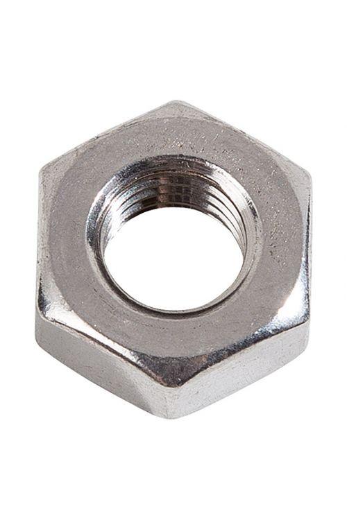 Šestroba matica Profi Depot A2 (M10, širina ključa: 17, nerjavno legirano jeklo, 50 kosov)