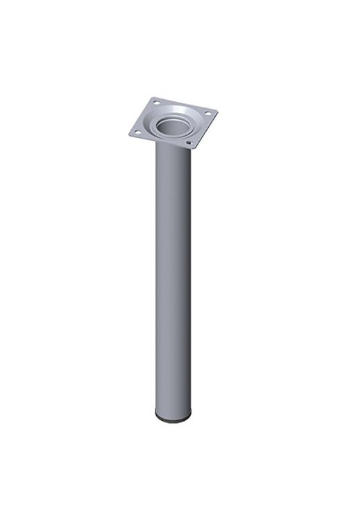 Pohištvena noga Element System (Ø x D: 30 x 300 mm, nosilnost: 50 kg, krom)