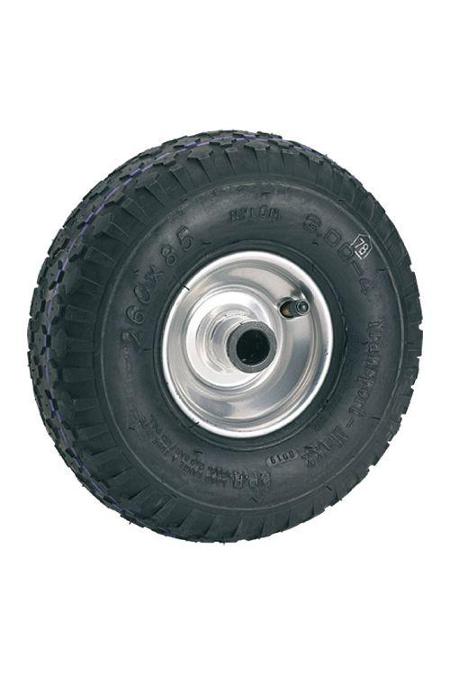 Zračno kolo Stabilit (260mm, 200 kg, material platišča: Jeklena pločevina, dolžina pesta: 75 mm)