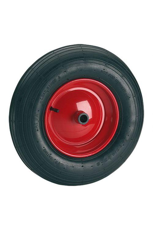 Zračno kolo Stabilit (400 mm, 250 kg, material platišča: Jeklena pločevina, dolžina pesta: 88 mm)