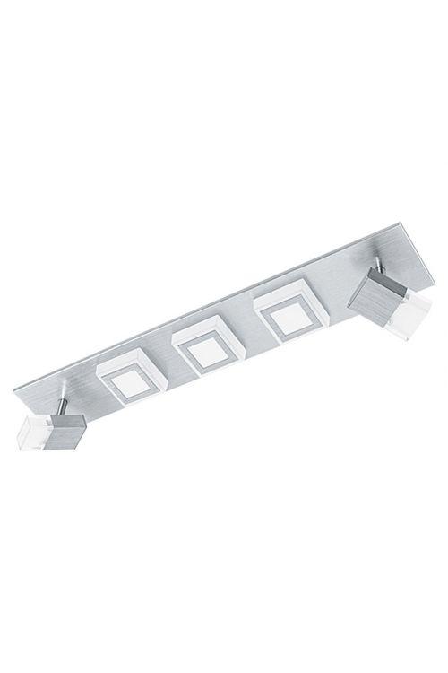 Stropna LED-svetilka 3+2 (5 svetila, maks. moč: 18,9 W, 580 x 100 mm, toplo bela, energetski razred: A+)