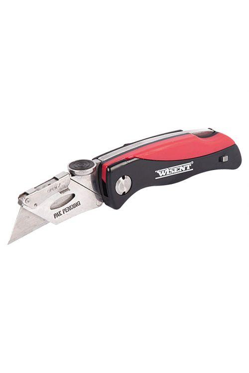 Žepni nož Wisent KM 100 (trapezno rezilo, nož shranjen v ohišju)