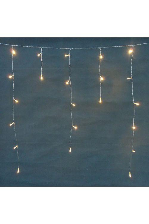Svetlobna LED-zavesa Tween Light (področje uporabe: zunaj, 120 svetil, 290 x 60 cm)