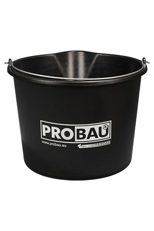 Gradbeno vedro Probau (12 l, z lijakom)