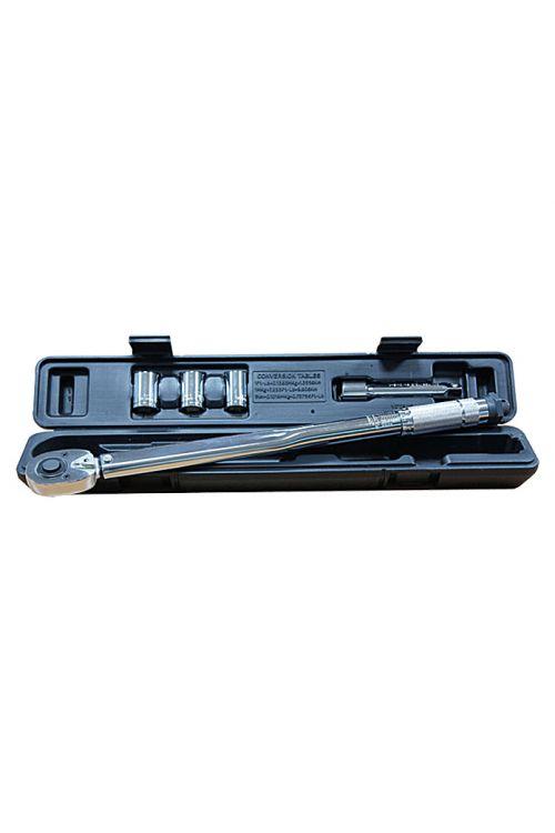 Momentni ključ Alpha Tools (5-delni, 28–210 Nm, ½″)