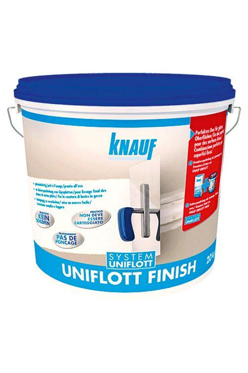 Zaključni premaz Knauf Uniflott (8 kg, pripravljen za uporabo)