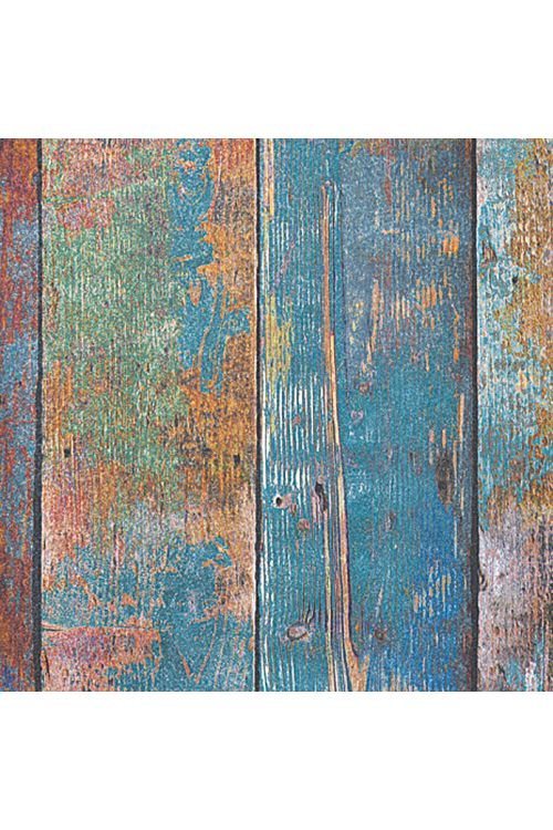 Tapeta iz netkane tekstilije my look, les (pisana, videz lesa, 10,05 x 0,53 m)