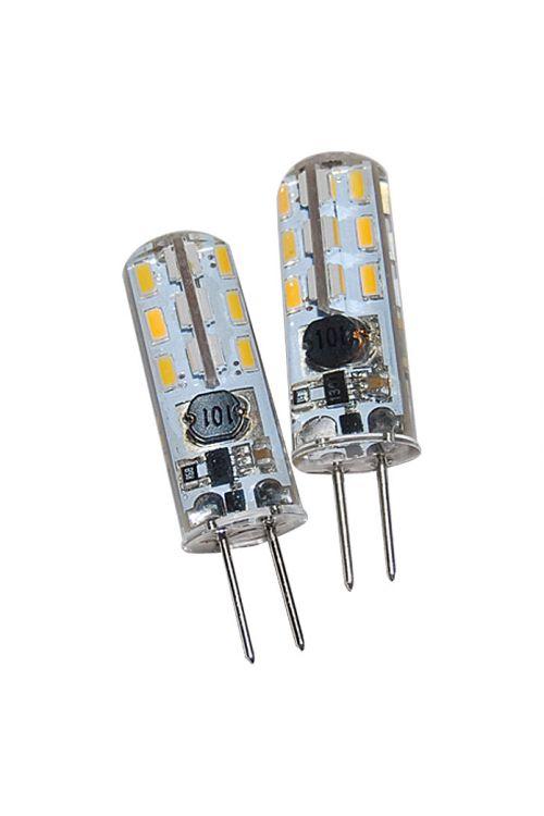 LED-sijalka Voltolux (2 W, G4, toplo bela, 2 kosa, energetski razred: A+)