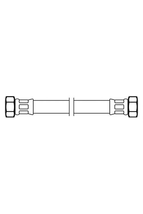 Priključna cev, Flexo (⅜-palčna/⅜-palčna, dolžina: 50 cm)