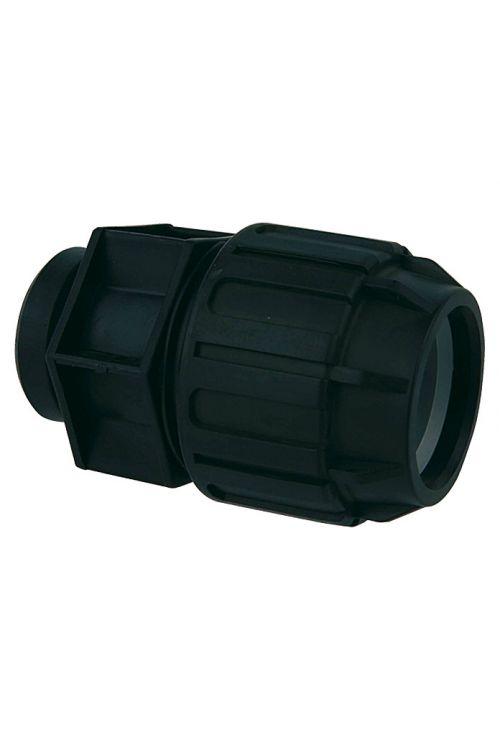 Adapter iz HDPE (premer: 20 mm, notranji navoj: ½-palčni, polietilen)