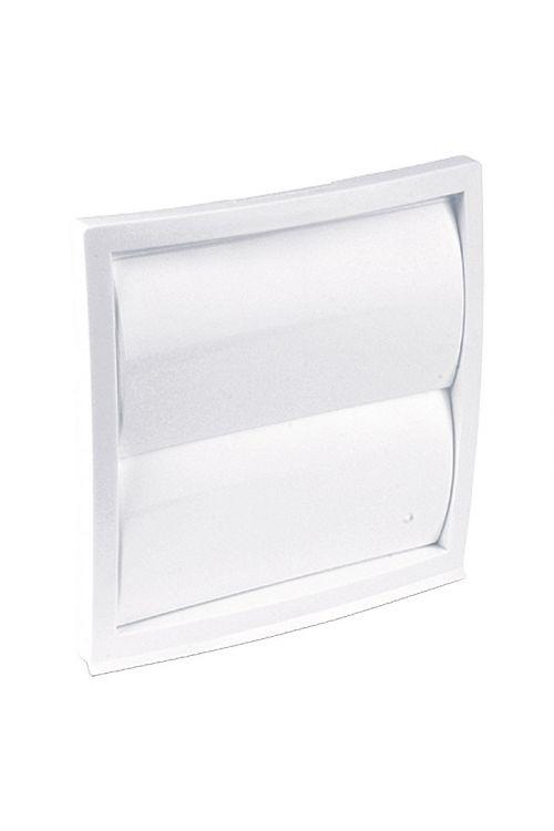 Žaluzijska loputa Air-Circle (bela, premer priključnega nastavka: 100 mm)