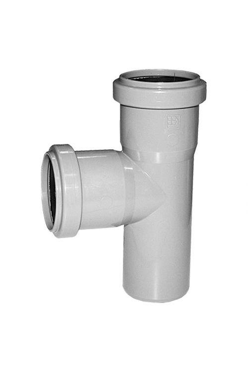 Odcep za hišno kanalizacijo (DN 110/110, 87°)