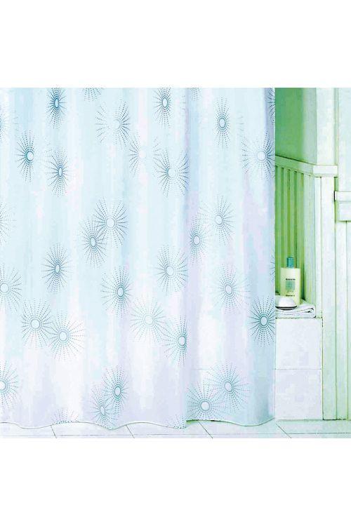 Zavesa za kopalnico Venus Sonce (240 x 200, tekstilna)