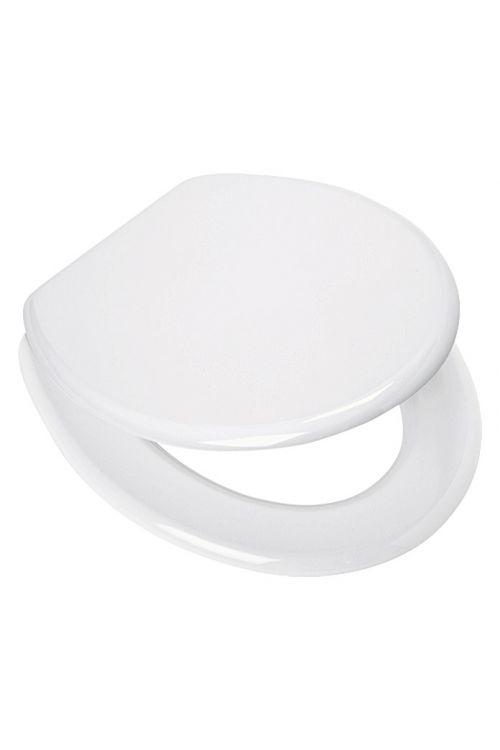 WC deska POSEIDON Argos (MDF, bela)