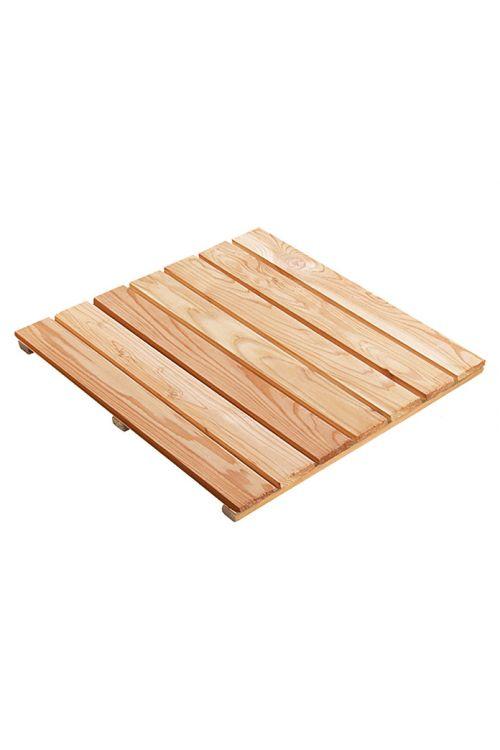 Lesena plošča (macesen, 50 x 50 cm)