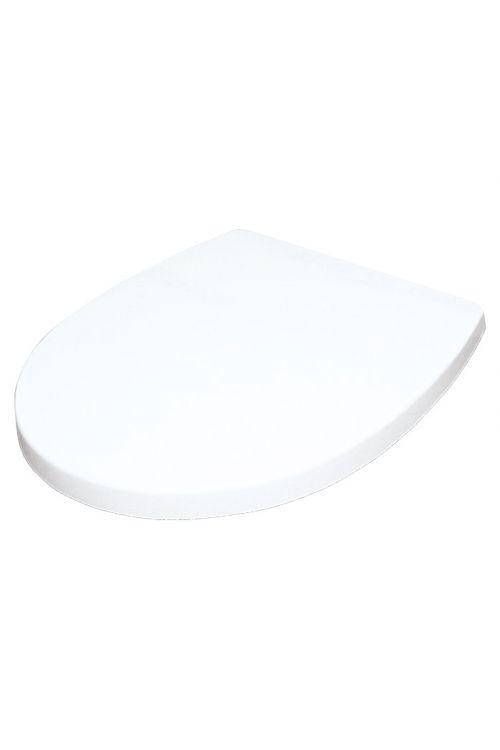 WC deska Camargue Rio (duroplast, počasno spuščanje, bela, snemljiva)