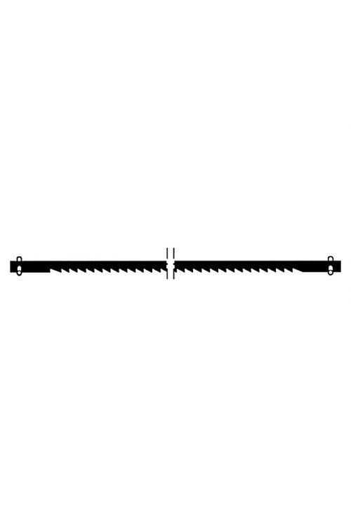 Žagini listi Proxxon št. 28745 (dolžina: 127 mm, število zob: 25 na 25 mm, primerni za: dekupirno žago DS460)