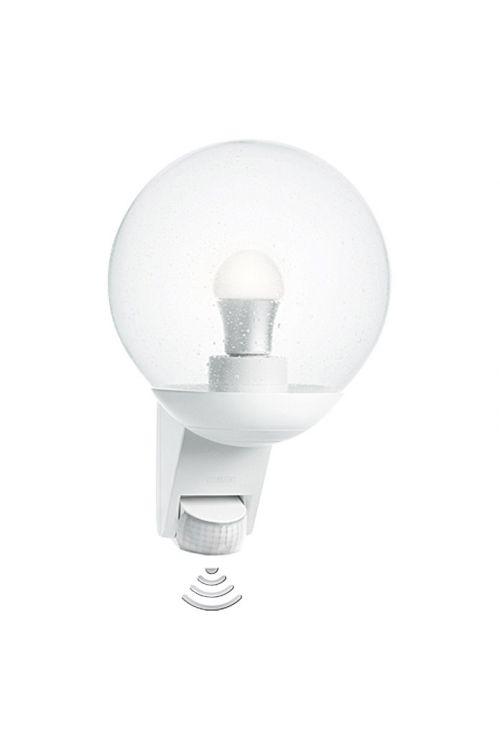 Zunanja senzorska stenska svetilka Steinel L 585 (bela, energetski razred: A++ do E, 60 W, E27)