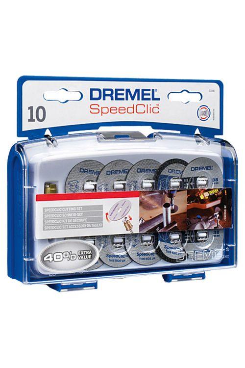 Komplet opreme Dremel EZ SpeedClic SC 690 (11-delni)