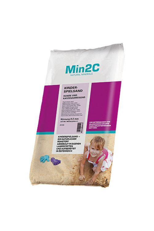 Pesek za otroške peskovnike (25 kg, odganja pse in mačke)