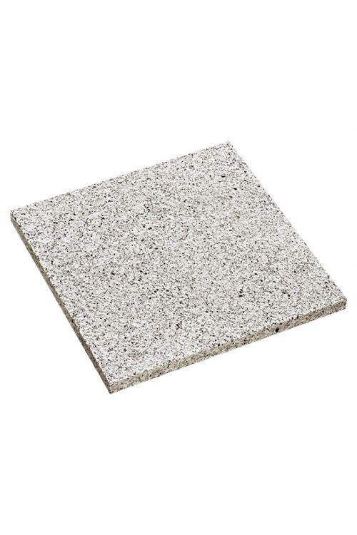 Plošča za teraso G 603 (svetlo siva, granit, 40 cm x 40 cm x 3 cm)