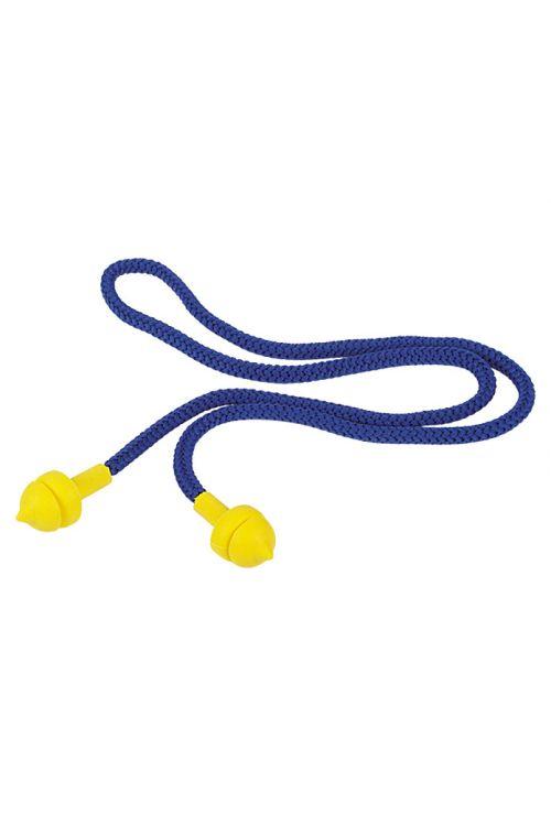 Čepki za zaščito sluha, Wisent (33 db, za večkratno uporabo, z vrvico)