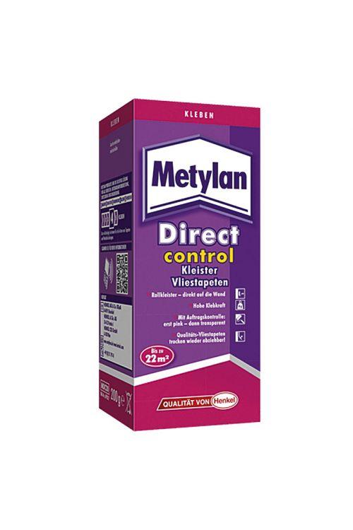 Lepilo za tapete iz netkane tekstilije Metylan Direct control (200 g)