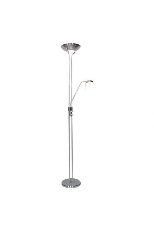 Talna LED-svetilka Tween Light Carolina (180 cm, 22,5 W, mat nikelj, toplo bela, energetski razred: A++ do A)