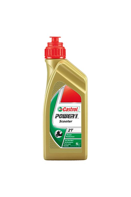 Motorno olje Power 1 Scooter, Castrol (1 l, API TC)