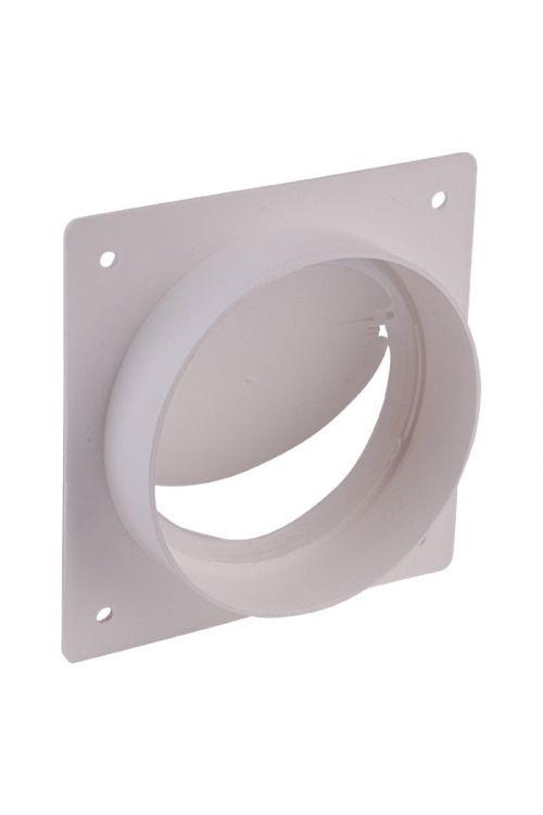 Zidni priključni nastavek Air-Circle (premer priključnega nastavka: 100 mm, maks. pretok zraka: 300 m³/uro)