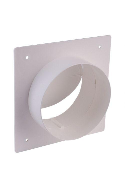 Zidni priključni nastavek Air-Circle (premer priključnega nastavka: 125 mm, maks. pretok zraka: 600 m³/uro)