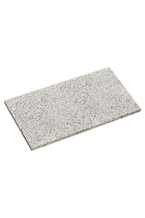 Plošča za teraso G 603 (svetlo siva, granit, 40 cm x 60 cm x 3 cm)