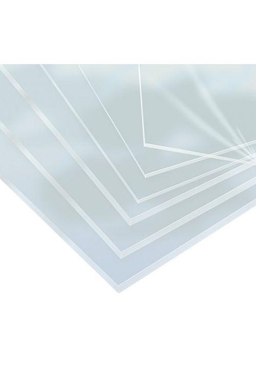 Prozorna plošča Owocor (polistirol, 100 x 50 x 0,4 cm)