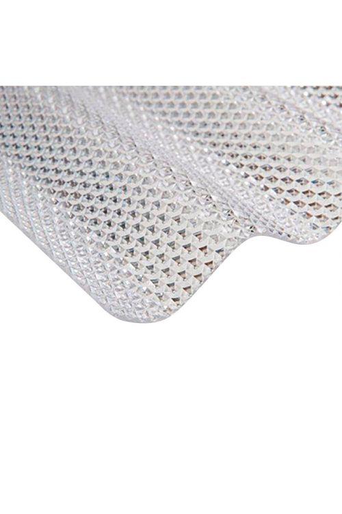 Valovita plošča Resist Plexiglas® (prozorna, satasta, 300 x 104,5 cm)