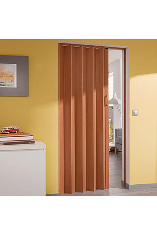 Harmonika vrata (bukev, PVC, 100 x 200 cm)