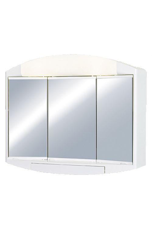 Omarica z ogledalom Elda, Jokey (tri vrata, umetna masa, z osvetlitvijo, energetski razred: od A do B)