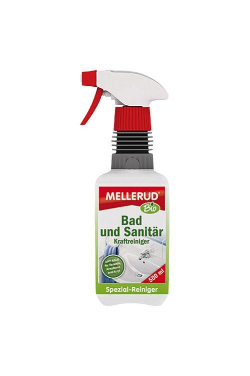 Močno čistilo za kopalnice in sanitarije Mellerud Bio (500 ml, z razpršilcem)