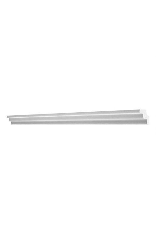 Okrasna letev Decosa K 30 (1,5 m x 3,5 cm x 1 cm, polistiren XPS)