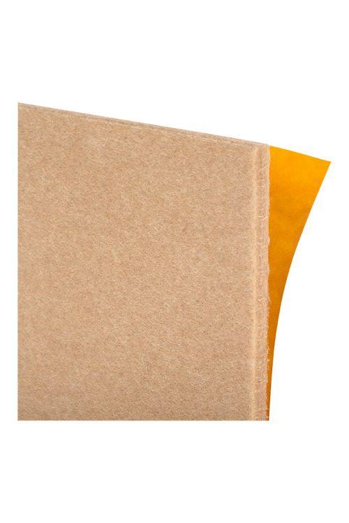 Zaščitna podloga Stabilit (200 x 100 x 5 mm, samolepilna, 1 kos, naravne barve)