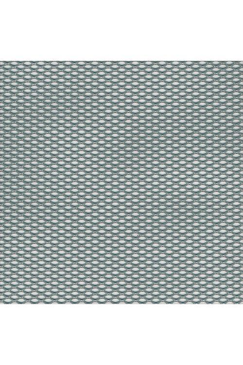 Ekspandirana pločevina Kantoflex (1.000 x 300 mm, debelina: 1,6 mm, aluminij, svetleča)