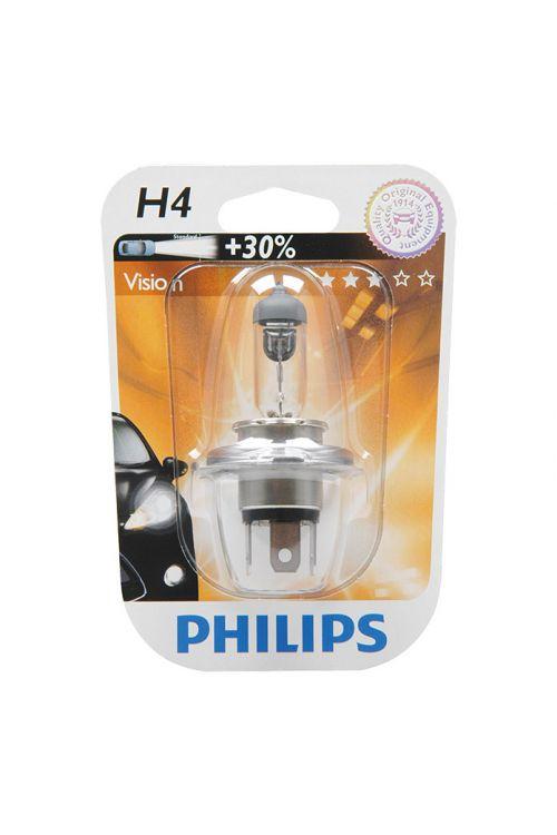 Žarnica za glavni žaromet Philips Vision (H4, 1 kos)