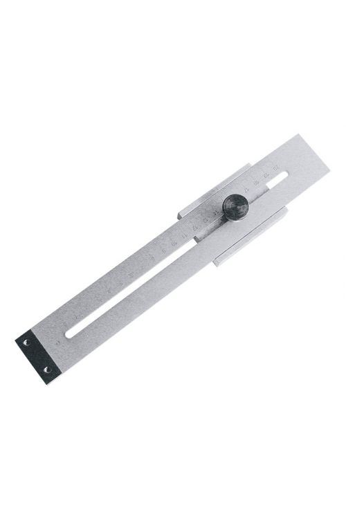 Pomično merilo Wisent (200 mm, jeklo)