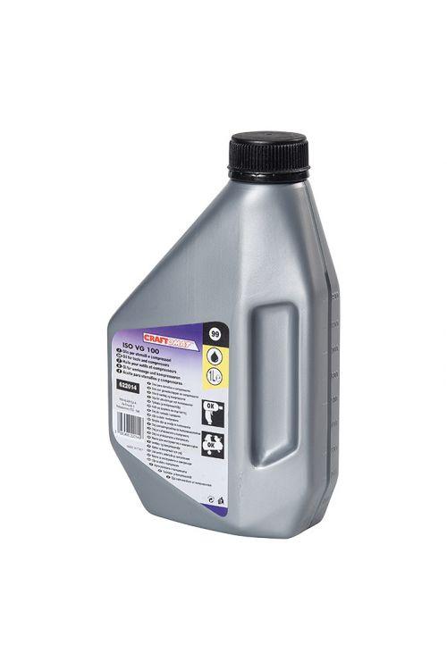 Kompresorsko olje Craftomat (1 l, za pnevmatska orodja in kompresorje)