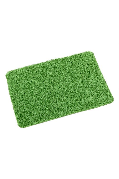 Podloga za kad Venus Noodles (40 x 60 cm, zelena, PVC)