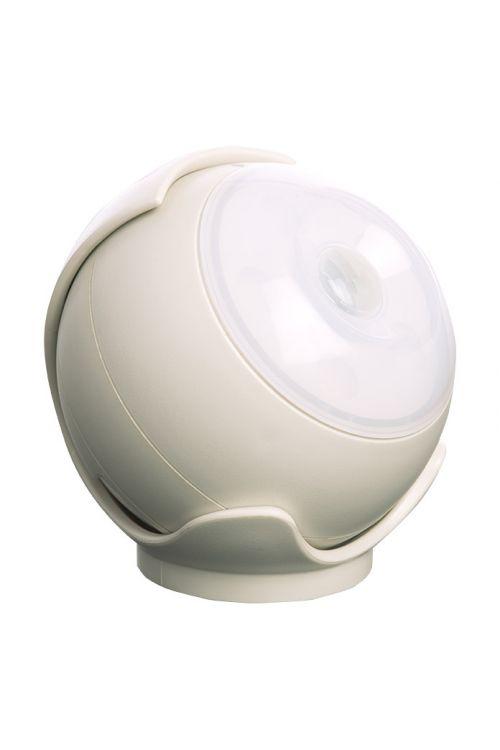 Baterijska svetilka Voltomat (oprema: Senzor svetlobe, bela, LED)