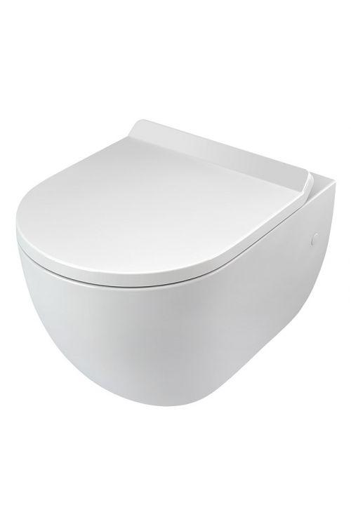 Stenska WC školjka Camargue Rom (brez roba, brez WC deske)