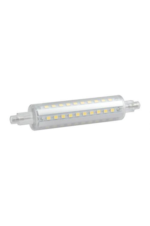 LED-sijalka Voltolux (10 W, R7s, dolžina: 118 mm, toplo bela, energetski razred: A+)